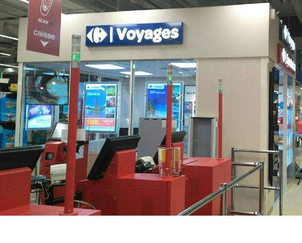 Image de l'agence Carrefour Voyages Marseille Bonneveine