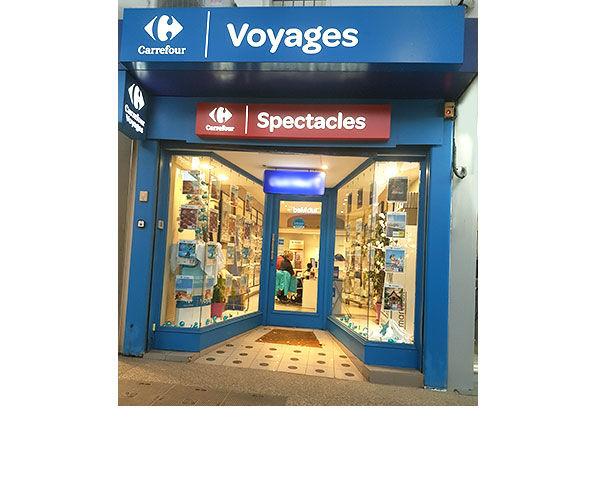 Image de l'agence Carrefour Voyages Martigues