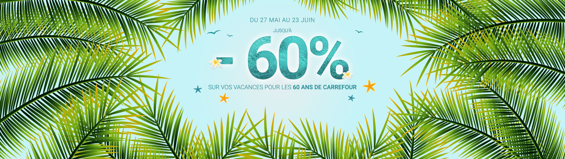 60 ans Carrefour
