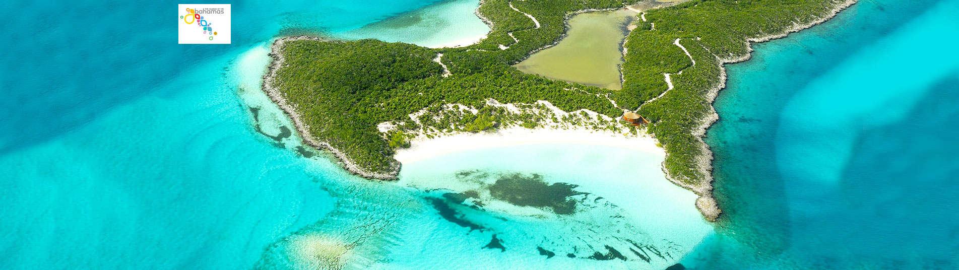 Les iles des Bahamas