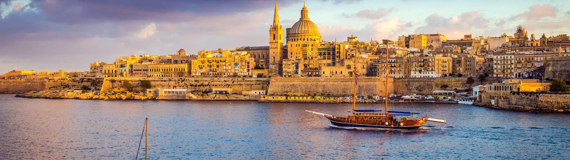 La Valette, Capitale de Malte