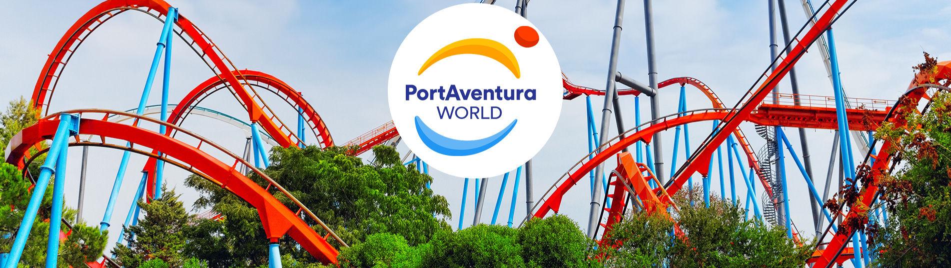 Parc Port Aventura en Espagne