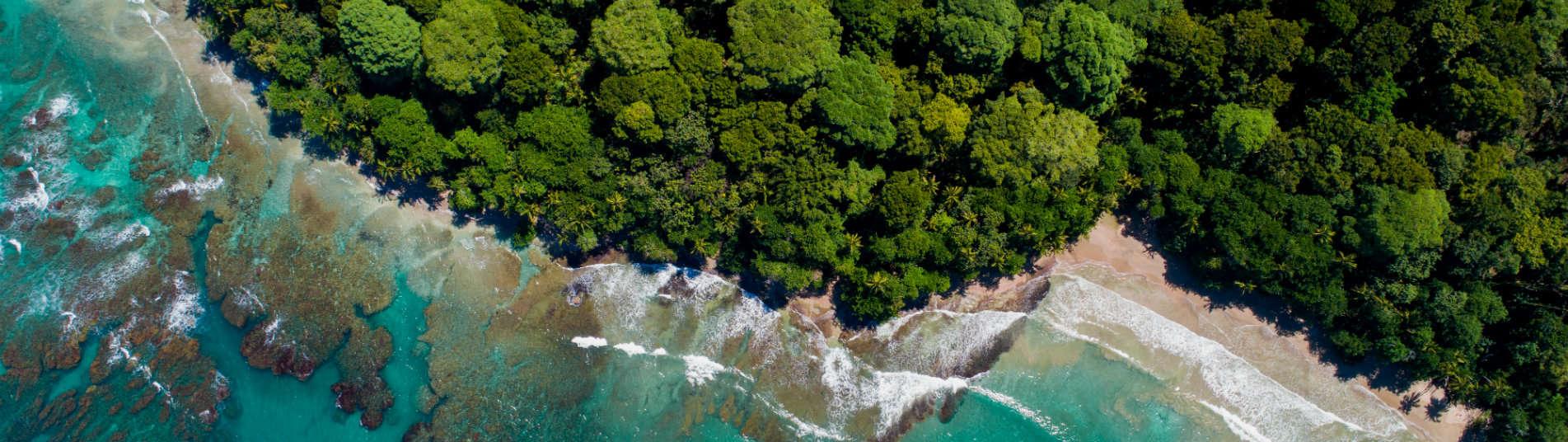Côte du Costa Rica