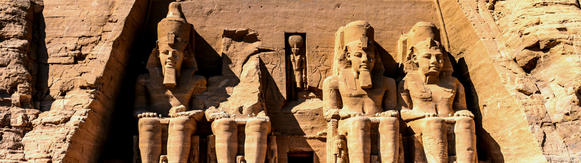 Temple Abou Simbel Egypte