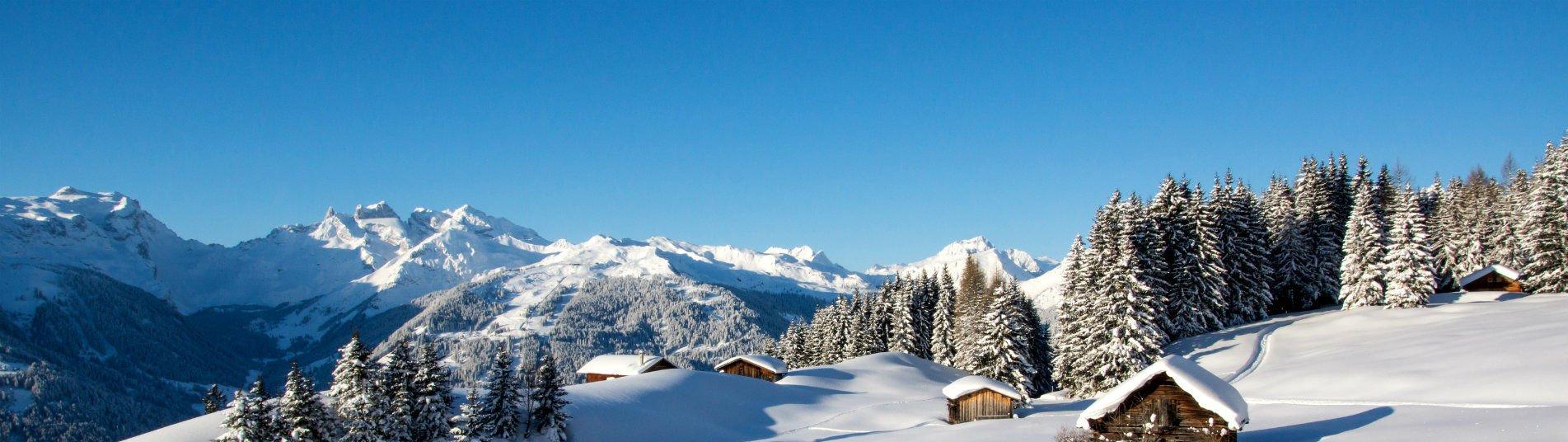 Skier dans les stations françaises