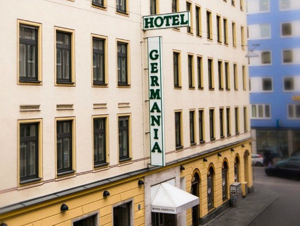 Hôtel Germania 3*