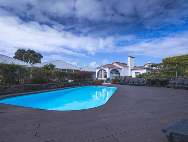 Hôtel Quinta de Santana avec location de voiture