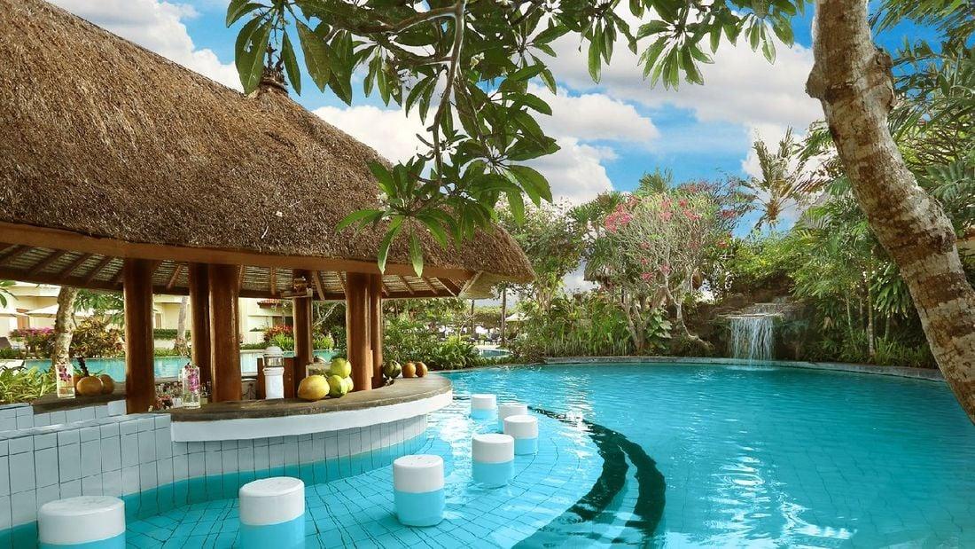 Hôtel Grand Mirage Resort & Thalasso 5* - 1
