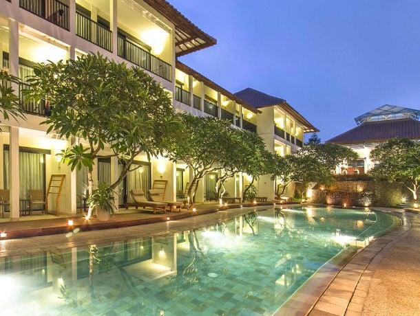 Hôtel Away Bali Legian Camakila 4* - 1