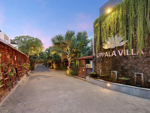 Combiné Ubud Raya Hôtel 3* & Uppala Villa Seminyak 3*