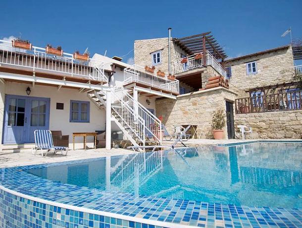 Hôtel Cyprus Villages 3*