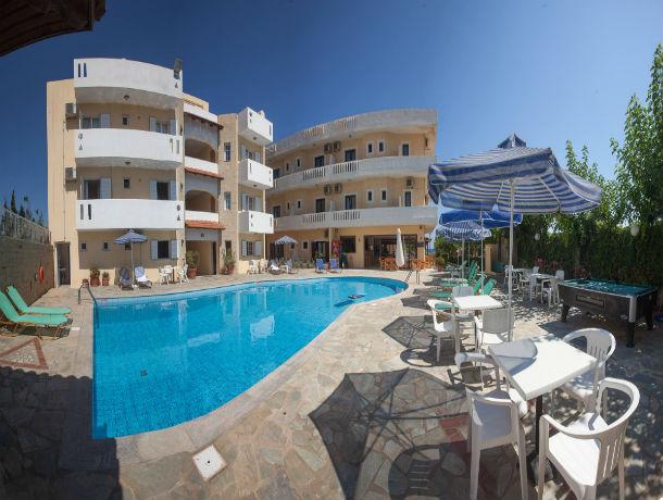Hôtel Dimitra 3* - 1