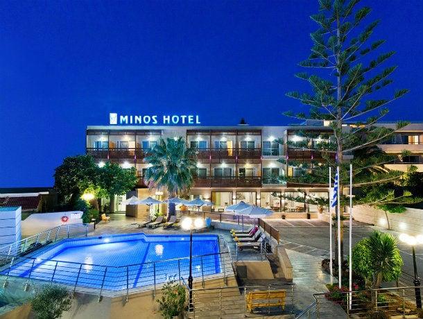 Hôtel Minos 4*