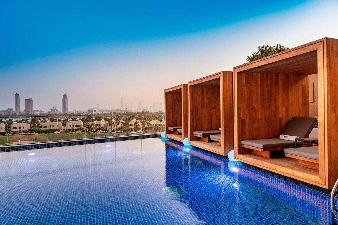 Hôtel Aloft Dubaï Creek 4* - 1