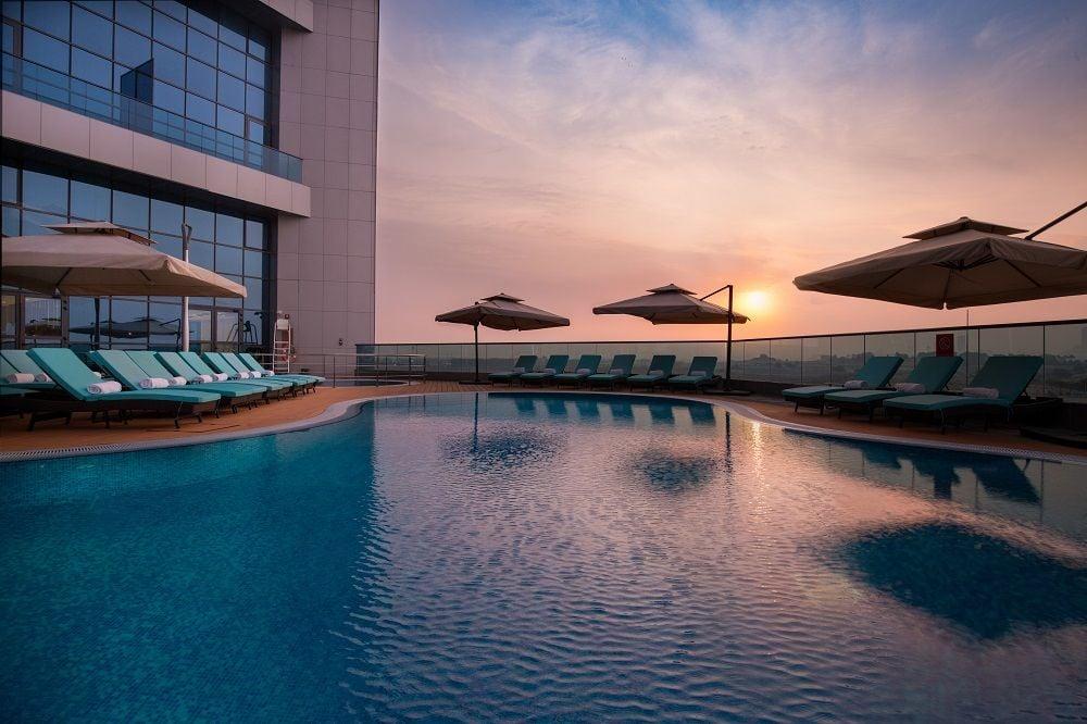 Hôtel Millennium Place Barsha Heights 4*