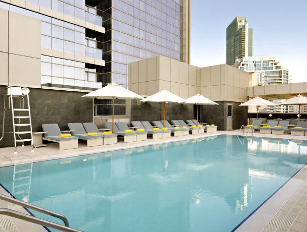 Hôtel Wyndham Dubai Marina 4* - 1