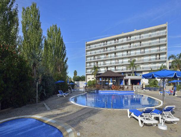 Séjour Hôtel Sol Costa Daurada 4* + Forfait 2 Jours / 2 parcs Port Aventura et Ferrari Land inclus - 1