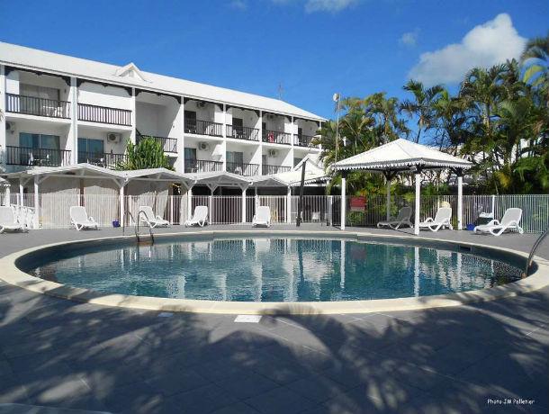 Hôtel Bwa Chik hôtel & Golf  3* - Duplex - 1
