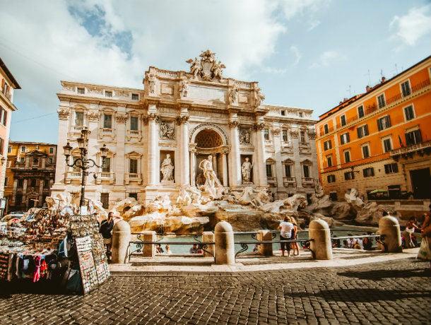 Circuit Rome à Naples, Capri et la côte Amalfitaine