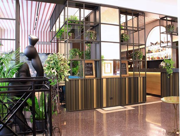 Hôtel Sanpi Milano 4*