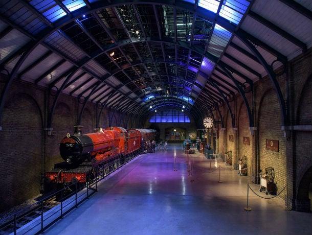 Hôtel Tavistock 3* + Studio Harry Potter - 1