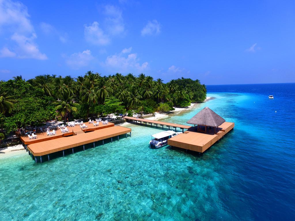 Hôtel Fihalhohi Island Resort 3*Sup - 1