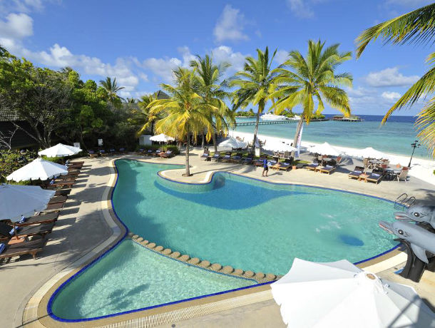 Hôtel Paradise Island Resort & Spa 5* - 1