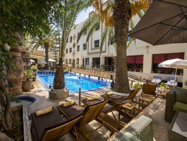 Hôtel Atlantic Agadir 4*