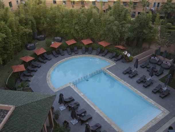 Hôtel Novotel Marrakech Hivernage 4* - 1