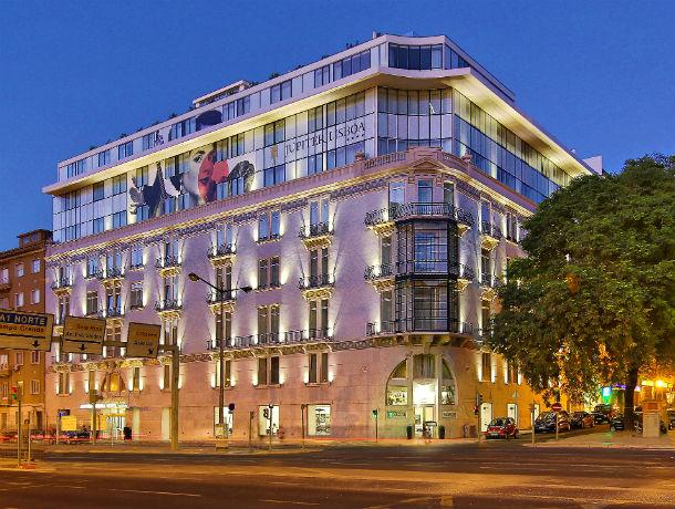 Hôtel Jupiter Lisboa 4* - 1