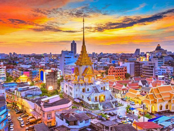 Circuit Les Parfums de Thaîlande 3* - 1