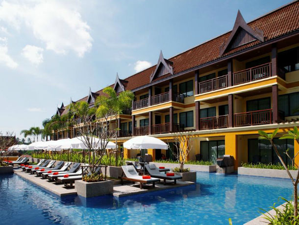Hôtel Diamond Cottage Resort & Spa 4* - 1