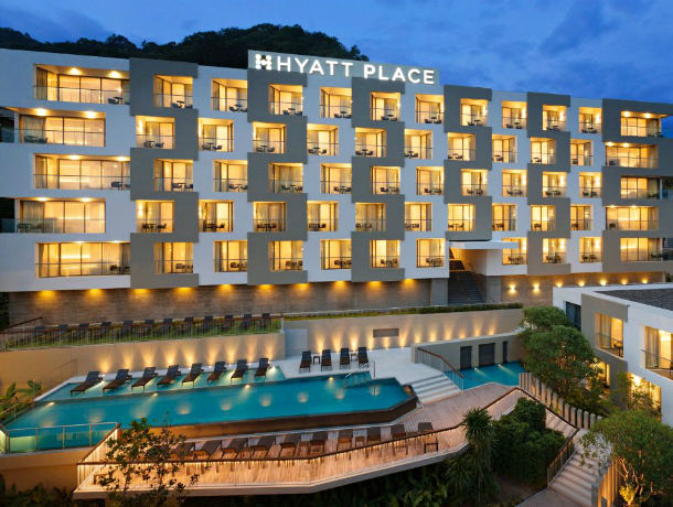 Hôtel Hyatt Place Phuket Patong 4* - 1
