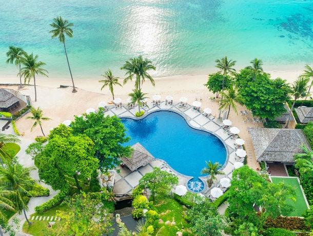Hôtel Nora Beach Resort & Spa 4* - 1