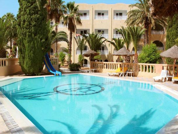 Hôtel Méditerranée 3* - 1