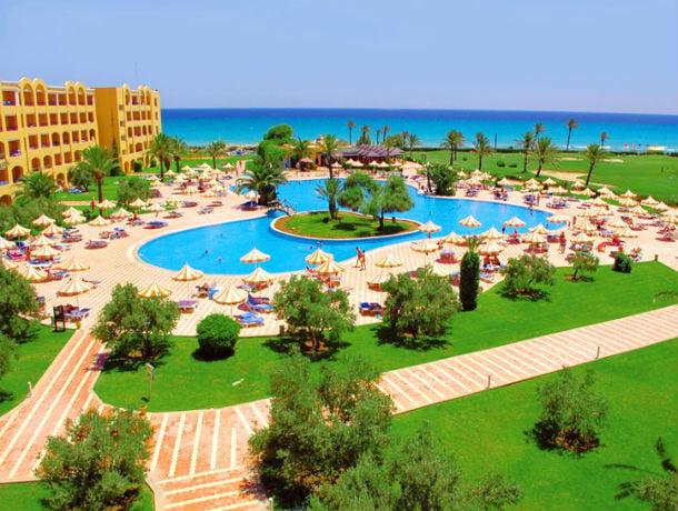 Hôtel Nour Palace Resort et Thalasso 5*