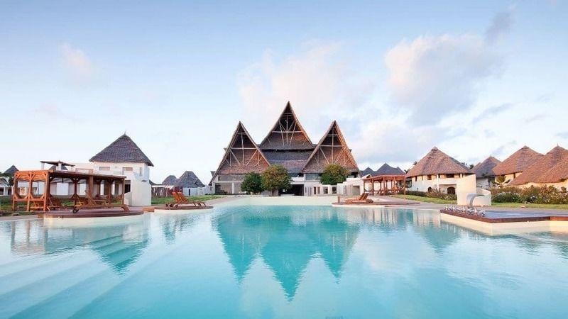 Hôtel Essque Zalu Zanzibar 5* - 1