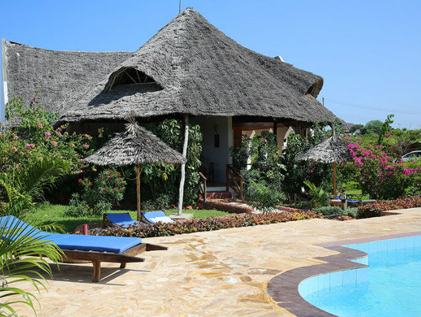 Hôtel Zanzibar Star Resort 3*